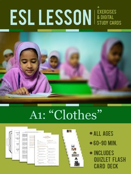 """ESL Vocabulary Lesson 