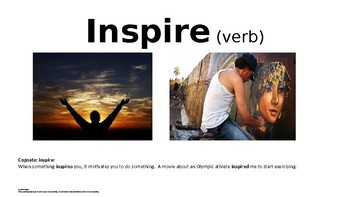 ESL Vocabulary PowerPoint