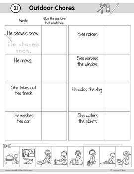 ESL Vocabulary Workbook Unit 4