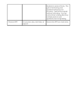 ESL Winter Activities Lesson Plan & 2 Page Worksheet-Brainy Activities!