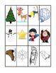ESL Winter Vocabulary Games