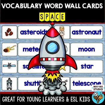 ESL Word Walls: SPACE