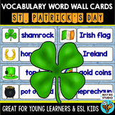 ESL Word Walls: St. Patrick's Day