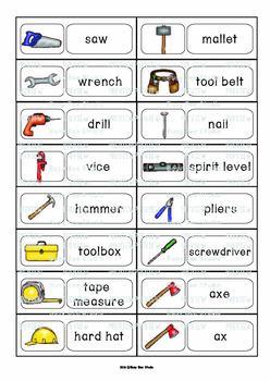 ESL Word Walls: Tools