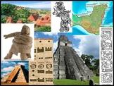 ESL World History - The Maya - PPT slide presentation