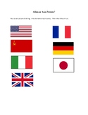 ESL World War II Introduction - Allies and Axis Powers