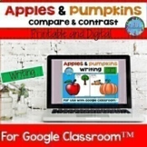 ESL Writing Compare & Contrast practice for WIDA Style Acc