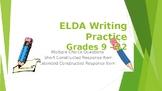 ESL Writing Practice