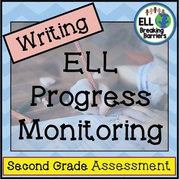 ESL Writing Progress Monitoring, Second Grade