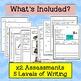 ESL Writing Progress Monitoring, Third Grade