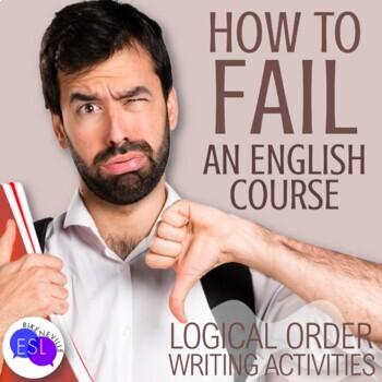 Essay logical order