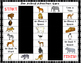 ESL Zoo Animal Vocabulary Board Game