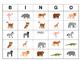 ESL Zoo Bingo – Zoo Animals in English
