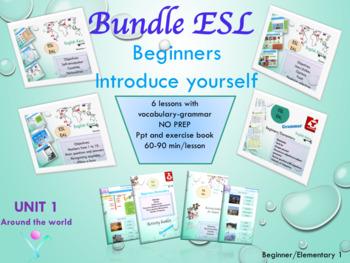 ESL back to school full lessons for beginners