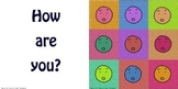 "ESL or EFL book, ""How Are You?""  Teach first words and emotions"