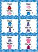 ESL clothing vocabulary speaking activity I HAVE WHO HAS