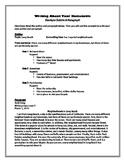ESL for Adults - Descriptive Paragraph Writing