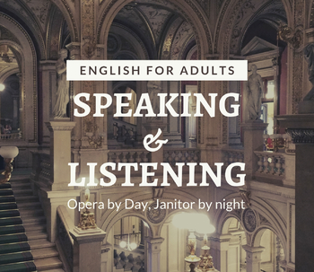 ESL for Adults - Listening and Speaking Skills Lesson