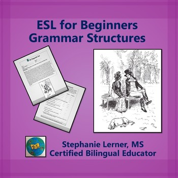ESL for Beginners: Grammar Structures