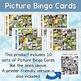 Farm Animals ESL Activities Bingo Cards