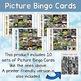 Reptiles and Amphibians ESL Activities Bingo Cards