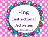 ESL -ing Instructional Activities Package