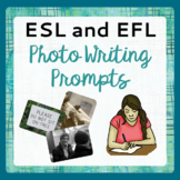 ESL Photo Prompts Writing Activities