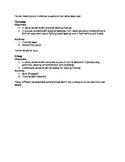 ESL pronounciation and comprehension activities