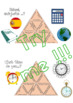 ESL triminos puzzles starters