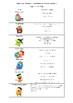 ESL weekly schedule for preschool (class dojo theme)