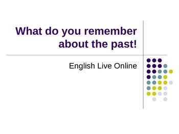 ESL/EFL Discussion Activities:  Memory