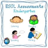 ESOL Assessments Kindergarten