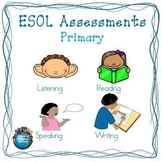 ESOL Assessments Primary Bundle