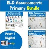 ESOL Assessments Primary Bundle