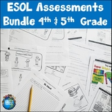 ESOL Assessments 4th-5th
