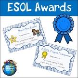 ESOL Awards