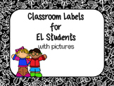 ESOL Classroom Labels