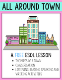 ESOL Community Lesson and Activity - FREE