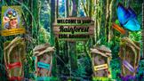 ESOL Digital Learning Capsule - Rainforest Theme