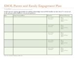 ESOL Family Involvement Plan