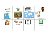 ESOL Greece Study Guide/Picture Support/Assessment