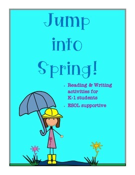 ESOL Spring Reading & Writing Packet K-1