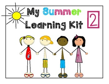 ESOL Summer Review Packet Grade 2