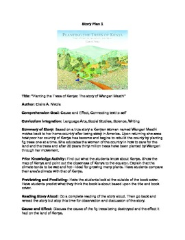 ESOL/ESL/TESOL Multicultural Lesson and Story Plans