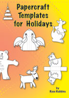 Papercraft Templates for Holidays