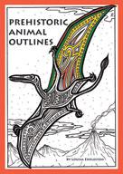 Prehistoric Animal Outlines