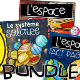 ESPACE • SPACE BUNDLE in French