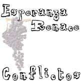ESPERANZA RENACE Conflictos Organizador Grafico - 6 Tipos
