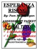 ESPERANZA RISING 1-30 FINAL TEST CCSS