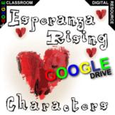 ESPERANZA RISING Characters Organizer (Created for Digital)